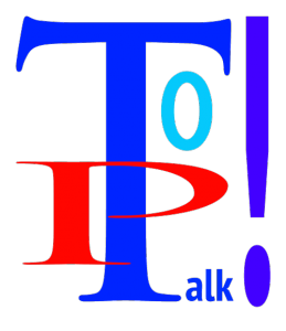 Logotipo oficial de TipTopTalk!